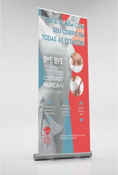 Banner roll up | portfólio artsigs