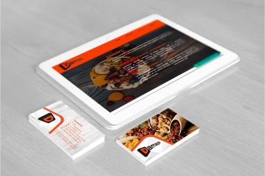 cartão de visitas e site | portfólio artsigs